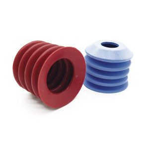40mm Soft Suction Cups with Plain Rim