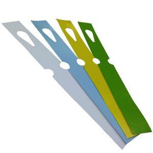 Small Detectable Heat Resistant Loop Tags 25*190mm