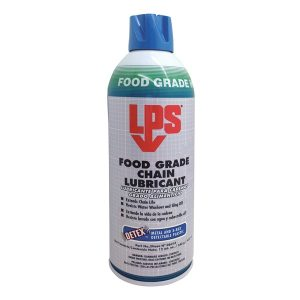 LPS Food Grade Chain Lubricant Spray
