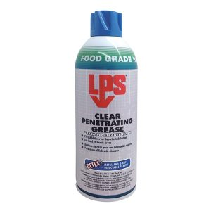 LPS Clear Penetrating Grease