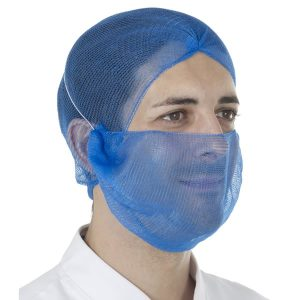 Detectable HiCare Beard Snood