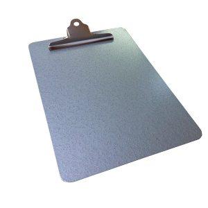 A4 Mild Steel Clipboard