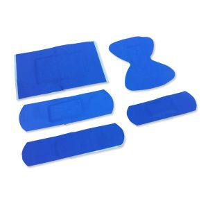 5 Assorted Sized Detectable Plasters