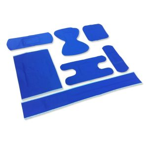 7 Assorted Sized Detectable Plasters