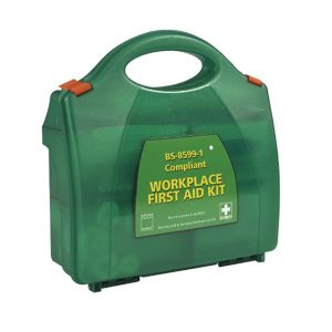 BS-8599-1 Compliant First Aid Kit